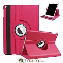 Чехол Apple iPad 10.2 2019 360 градусов rose red