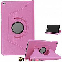 Чехол HUAWEI MediaPad M5 Lite 8.0 360 градусов pink