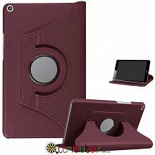 Чехол HUAWEI MediaPad M5 Lite 8.0 360 градусов brown
