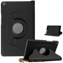 Чехол HUAWEI MediaPad M5 Lite 8.0 360 градусов black