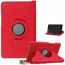 Чехол HUAWEI MediaPad M5 Lite 8.0 360 градусов red