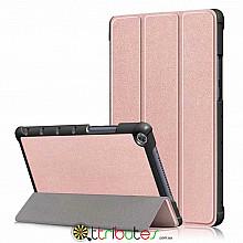 Чехол HUAWEI MediaPad M5 Lite 8.0  Moko ultraslim rose gold
