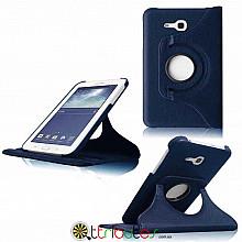 Чехол SAMSUNG GALAXY tab3 lite 7 t110, T111 360 градусов dark blue