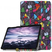 Чохол Samsung Galaxy Tab A 10.5 t590 t595 Print ultraslim mosaic