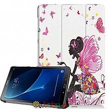 Чехол Samsung Galaxy tab a 10 t580 t585 Print ultraslim fairy