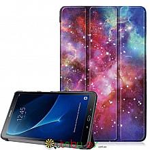 Чехол Samsung Galaxy tab a 10 t580 t585 Print ultraslim galaxy