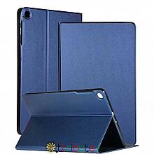 Чехол Samsung Galaxy Tab A 10.1 SM-T515 t510 2019 Fashion gum book dark blue