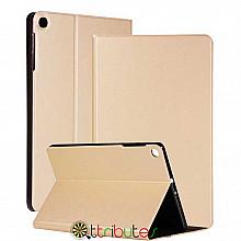 Чехол Samsung Galaxy Tab A 10.1 SM-T515 t510 2019 Fashion gum book gold