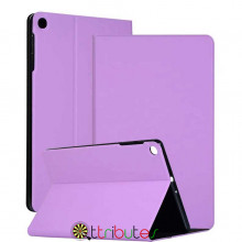 Чехол Samsung Galaxy Tab A 10.1 SM-T515 t510 2019 Fashion gum book purple