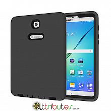 Чохол Samsung Galaxy Tab S2 9.7 SM-t819 t813 t810 t815 Armor gum book cover black