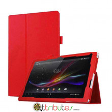 Чехол Sony Xperia Tablet Z4 10,1 SGP771, SGP712 Classic book cover red