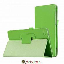 Чехол Lenovo Tab 4 TB-7504X 7.0 Classic book cover apple green