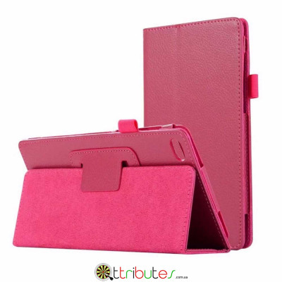Чехол Lenovo Tab 4 TB-7504X 7.0 Classic book cover rose red