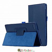 Чехол Lenovo Tab 4 TB-7504X 7.0 Classic book cover dark blue