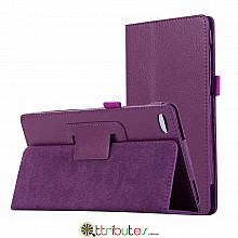 Чехол Lenovo Tab 4 TB-7504X 7.0 Classic book cover purple