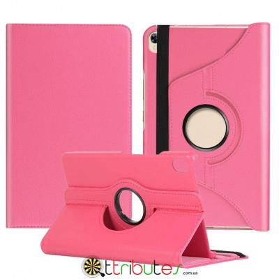 Чехол HUAWEI MediaPad M6 8.4 360 градусов rose red