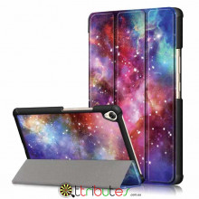 Чехол HUAWEI MediaPad M6 8.4  Print ultraslim galaxy