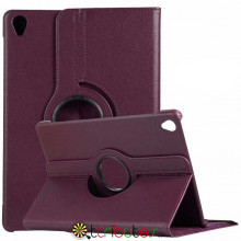 Чехол HUAWEI MediaPad M6 10.8 360 градусов purple