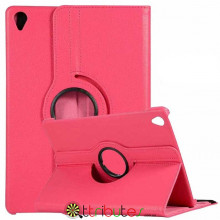 Чехол HUAWEI MediaPad M6 10.8 360 градусов rose red
