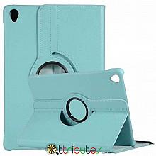 Чехол HUAWEI MediaPad M6 10.8 360 градусов sky blue