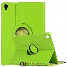 Чехол HUAWEI MediaPad M6 10.8 360 градусов apple green