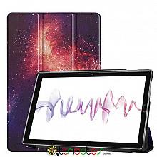 Чехол HUAWEI MediaPad M6 10.8  Print ultraslim galaxy