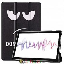 Чехол HUAWEI MediaPad M6 10.8  Print ultraslim don't touch