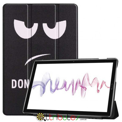 Чохол HUAWEI MediaPad M6 10.8 Print ultraslim don't touch