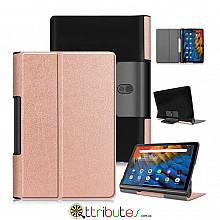 Чохол Lenovo Yoga Smart Tab YT-X705F 10.1 Moko ultraslim rose gold