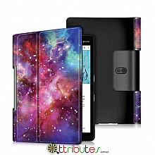 Чохол Lenovo Yoga Smart Tab YT-X705F 10.1 Print ultraslim galaxy
