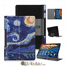 Чохол Lenovo Yoga Smart Tab YT-X705F 10.1 Print ultraslim night
