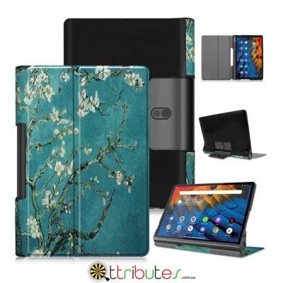Чехол Lenovo Yoga Smart Tab YT-X705F 10.1  Print ultraslim bloomy tree