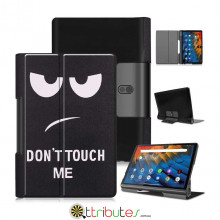Чохол Lenovo Yoga Smart Tab YT-X705F 10.1 Print ultraslim don't touch