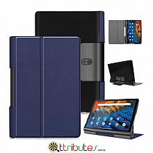 Чохол Lenovo Yoga Smart Tab YT-X705F 10.1 Moko ultraslim dark blue