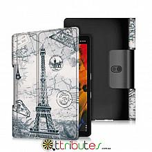 Чохол Lenovo Yoga Smart Tab YT-X705F 10.1 Print ultraslim paris