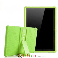 Чохол HUAWEI MediaPad T3 10 9.6 AGS-L09 AGS-W09 Silicone apple green