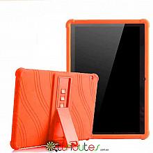 Чохол HUAWEI MediaPad T3 10 9.6 AGS-L09 AGS-W09 Silicone orange