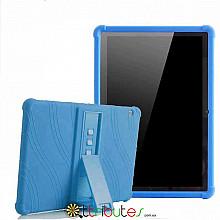 Чохол HUAWEI MediaPad T3 10 9.6 AGS-L09 AGS-W09 Silicone dark blue