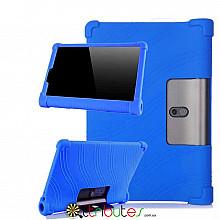 Чехол Lenovo Yoga Smart Tab YT-X705F 10.1 Silicone dark blue