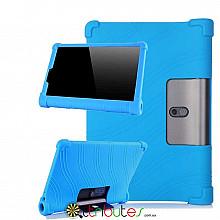 Чехол Lenovo Yoga Smart Tab YT-X705F 10.1 Silicone sky blue