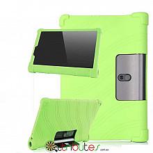 Чохол Lenovo Yoga Smart Tab YT-X705F 10.1 Silicone apple green