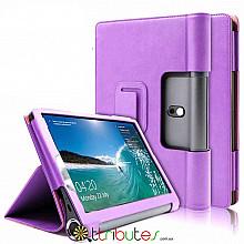 Чохол Lenovo Yoga Smart Tab YT-X705F 10.1 Premium classic purple