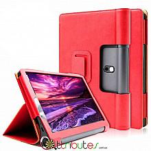 Чохол Lenovo Yoga Smart Tab YT-X705F 10.1 Premium classic red