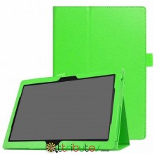 Чехол Lenovo Tab M10 TB-X605L X505 10.1 Classic book cover apple green