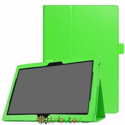Чехол Lenovo Tab M10 TB-X605L X505 10.1 Classic book cover apple green