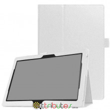Чехол Lenovo TAB 5 P10 TB-X705F 10.1 Classic book cover white