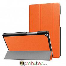 Чехол HUAWEI MediaPad T3 8.0 KOB-W09 L09 Moko ultraslim orange
