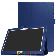 Чохол HUAWEI MediaPad M5 Lite 10.1 Classic book cover dark blue