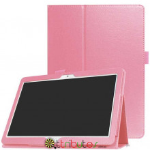 Чохол HUAWEI MediaPad M5 Lite 10.1 Classic book cover pink