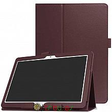 Чохол HUAWEI MediaPad M5 Lite 10.1 Classic book cover brown